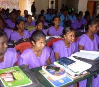 Nursing School Students