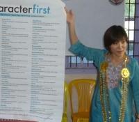 Toh Peng Teaching at Nursing School