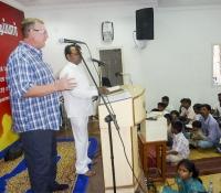 Preaching in Chennai